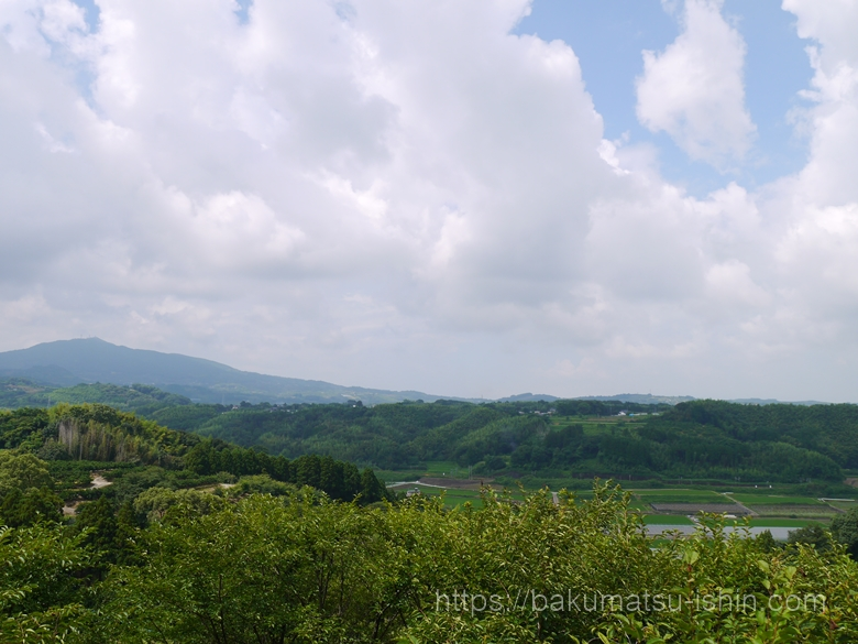 西南戦争熊本市植木町田原坂の戦い
